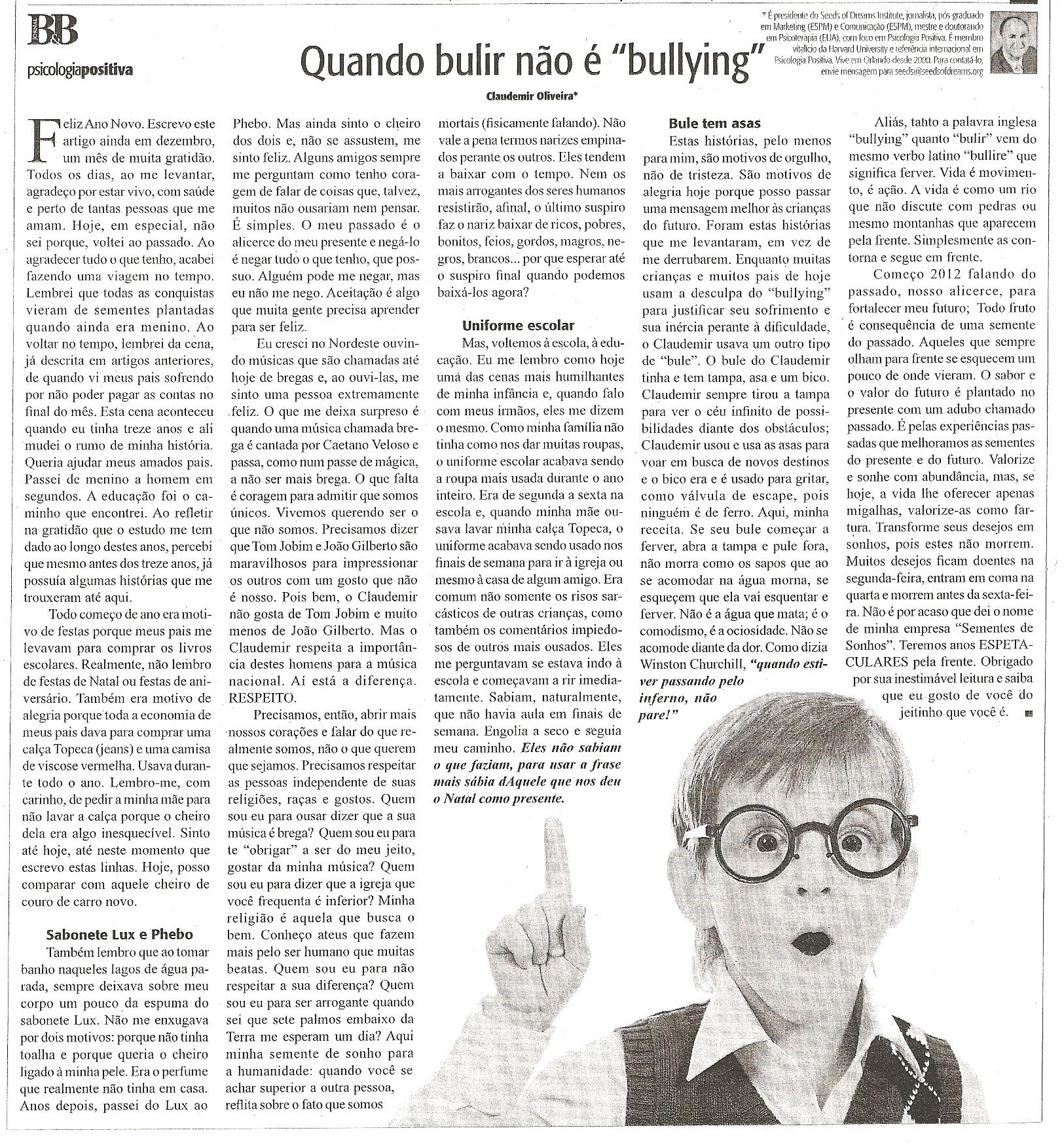 Conhecido Bullying artigos - What is bullying? | 86p.info ID75