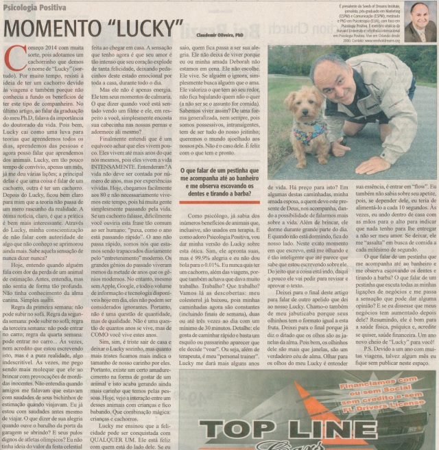 1 PP Momento Lucky Jan 2014 SEM data